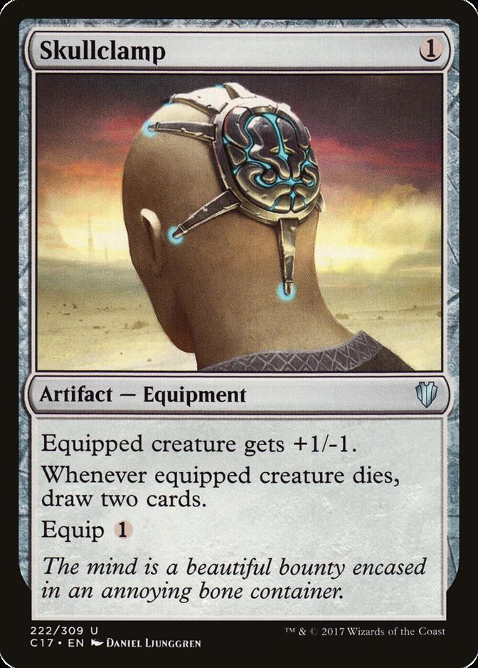 Skullclamp [C17]
