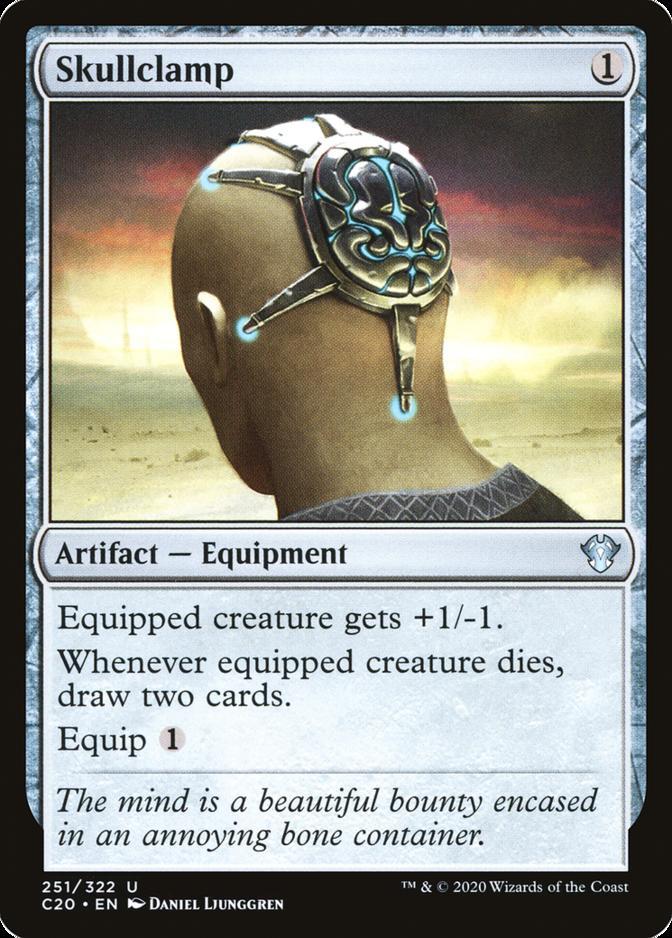 Skullclamp [C20]