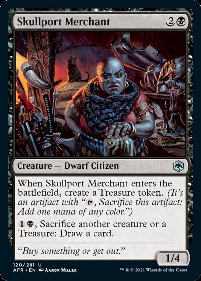 Skullport Merchant [AFR]