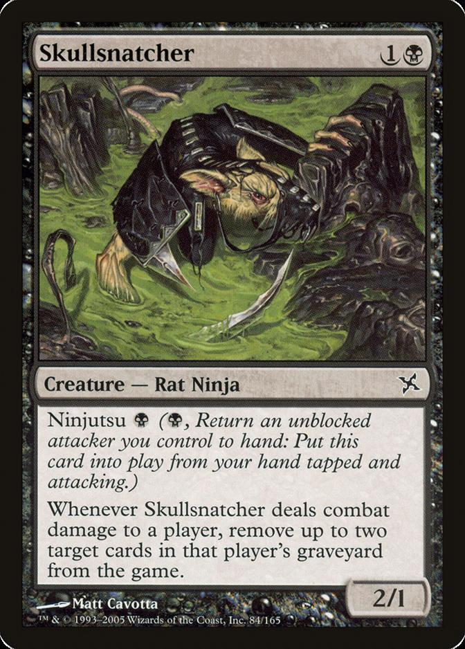 Skullsnatcher [BOK]