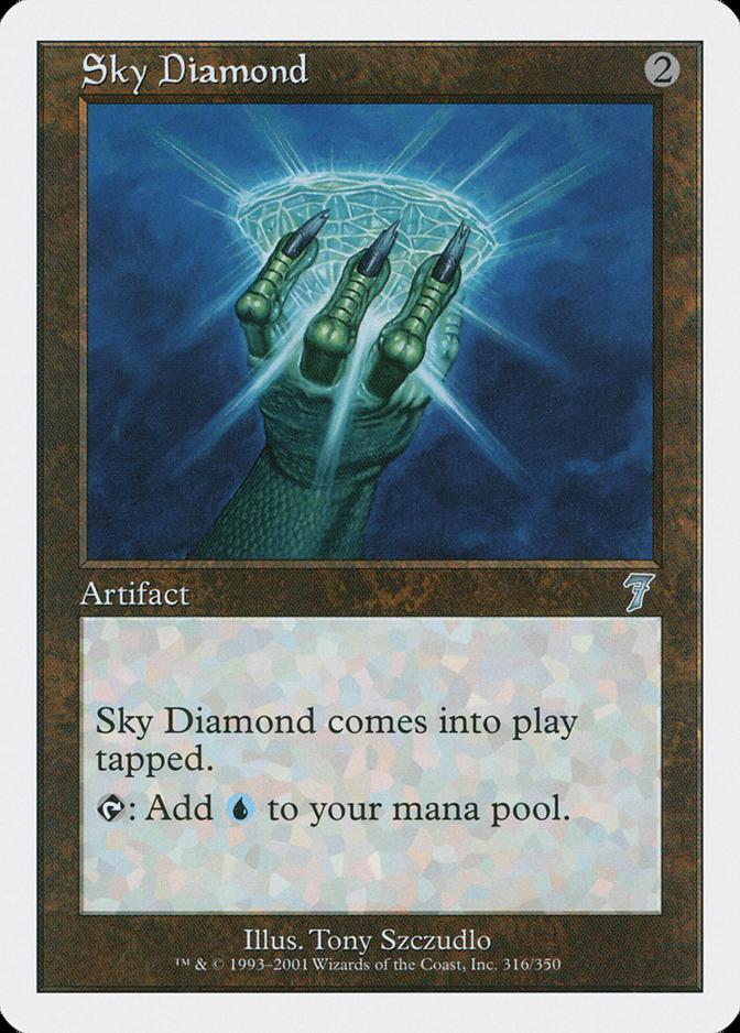 Sky Diamond [7E]