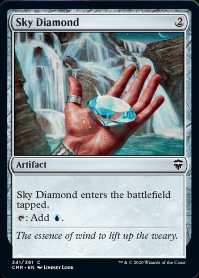 Sky Diamond [CMR]