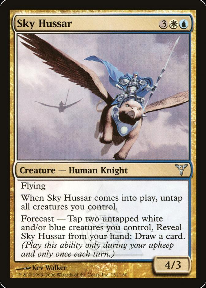 Sky Hussar [DIS] (F)