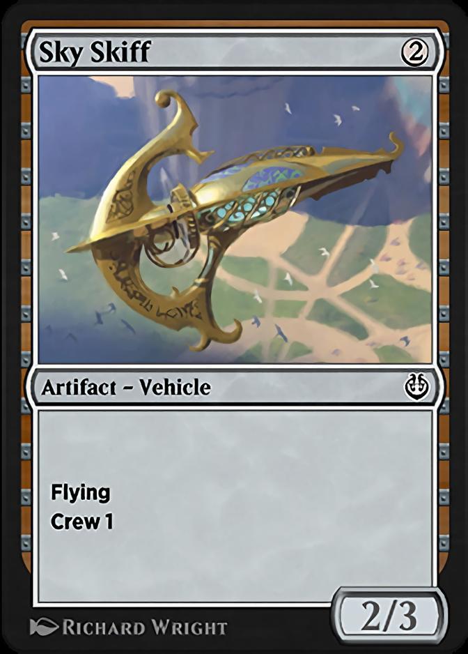 Sky Skiff [KLR]