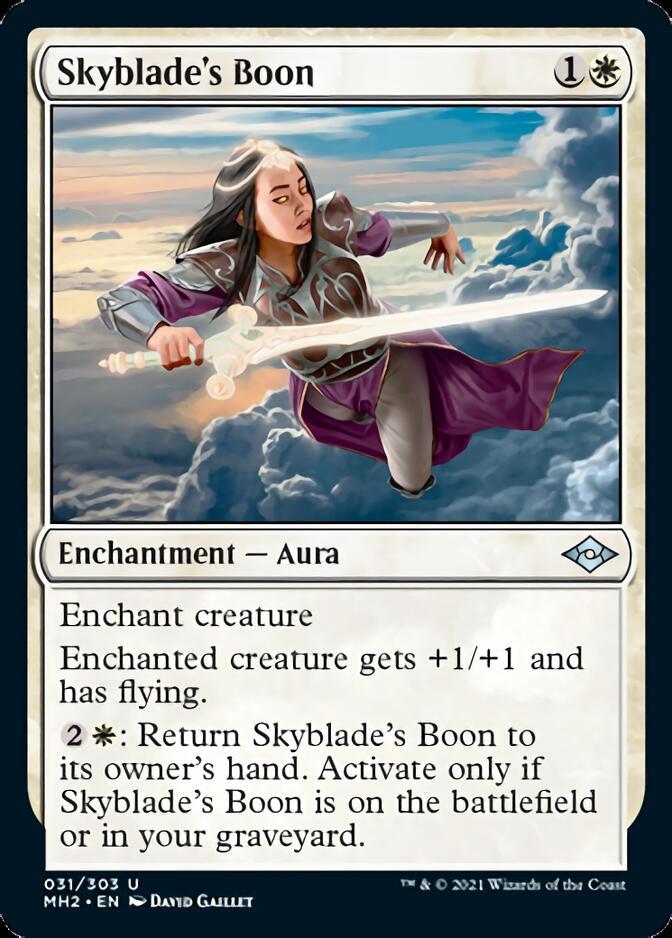 Skyblade's Boon [MH2]
