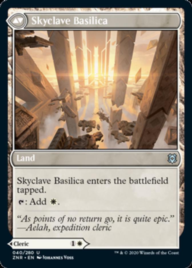 Skyclave Basilica [ZNR]