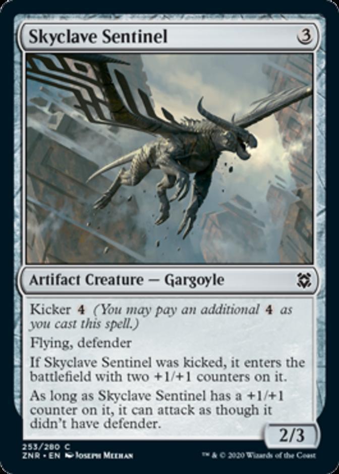Skyclave Sentinel [ZNR]