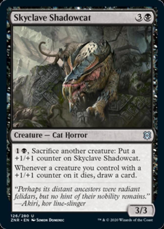 Skyclave Shadowcat [ZNR]