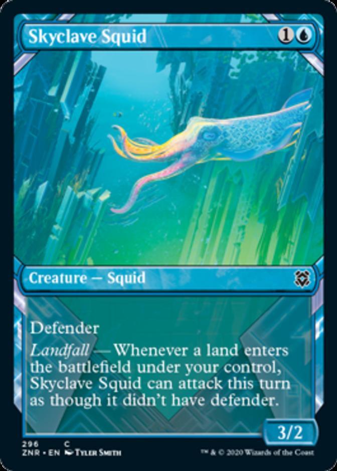 Skyclave Squid [PZNR]