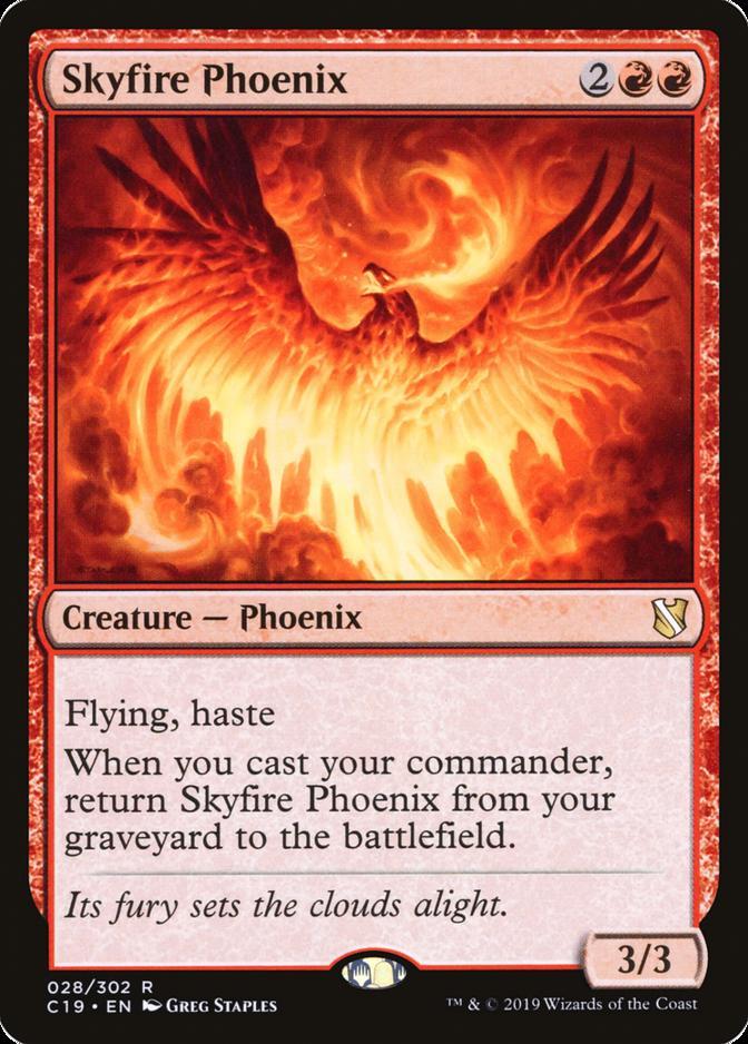 Skyfire Phoenix [C19]