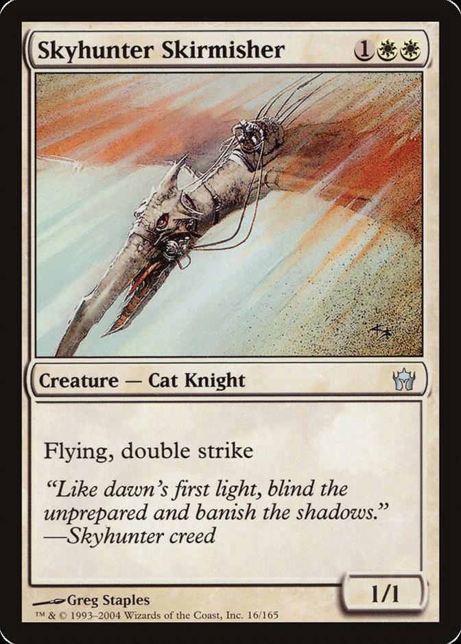 Skyhunter Skirmisher [5DN]