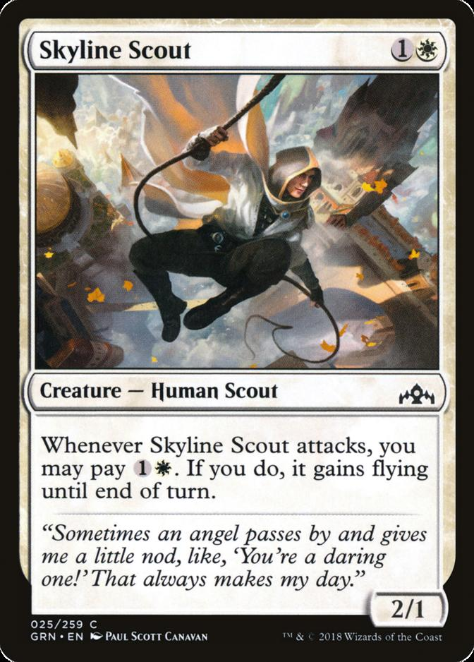 Skyline Scout [GRN]