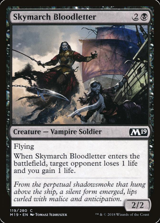 Skymarch Bloodletter [M19]