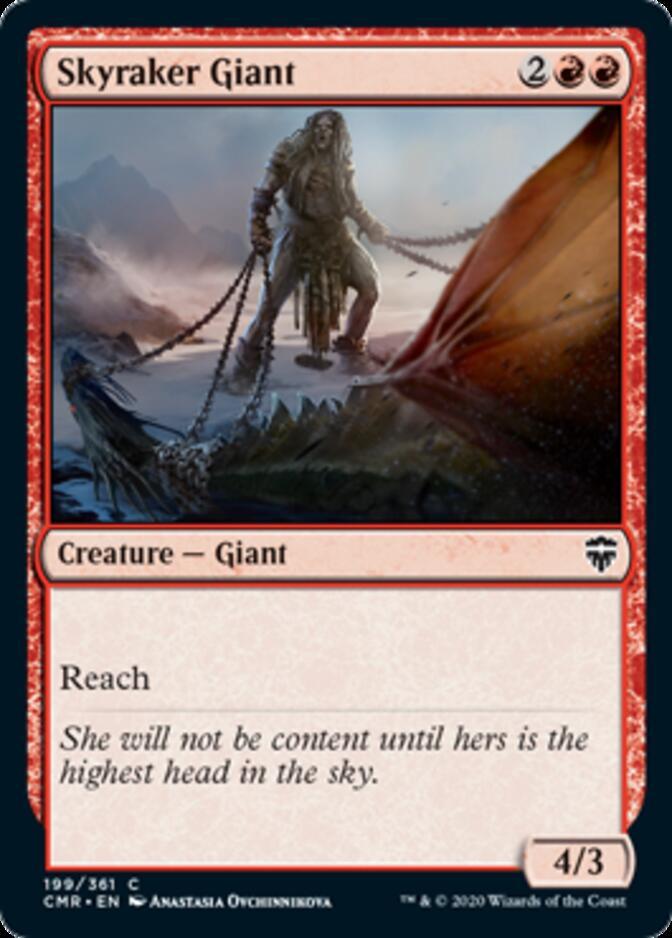 Skyraker Giant [CMR]