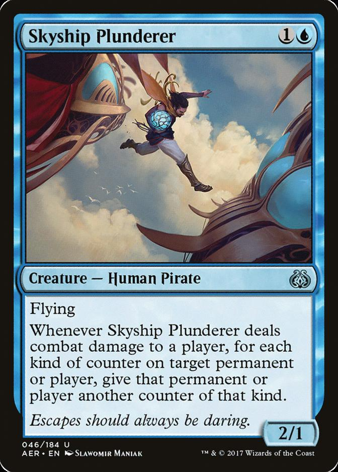 Skyship Plunderer [AER]