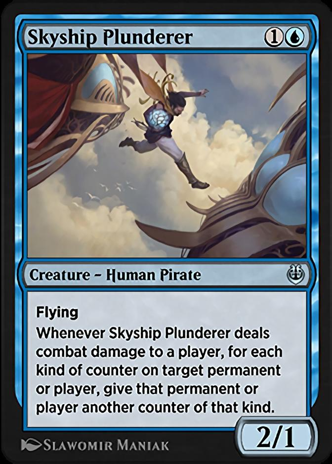Skyship Plunderer [KLR]