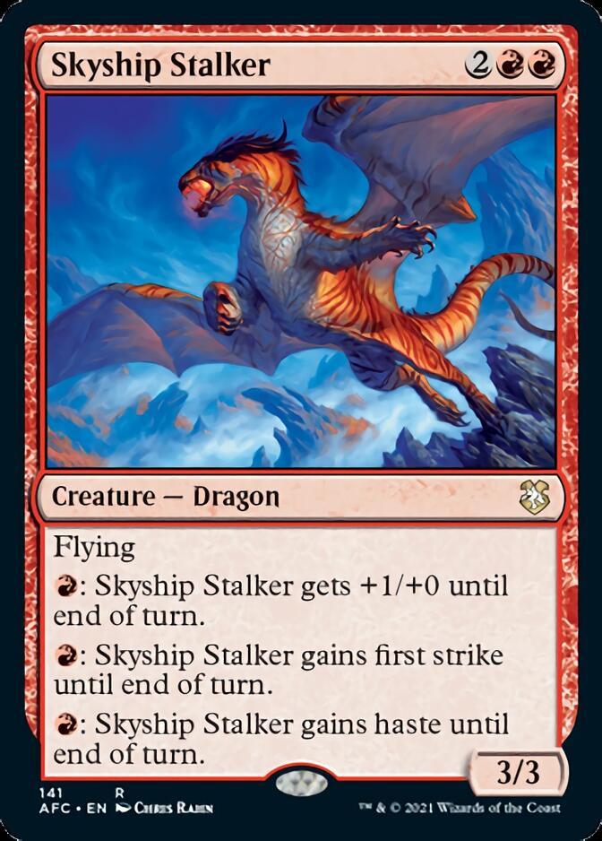 Skyship Stalker [AFC]