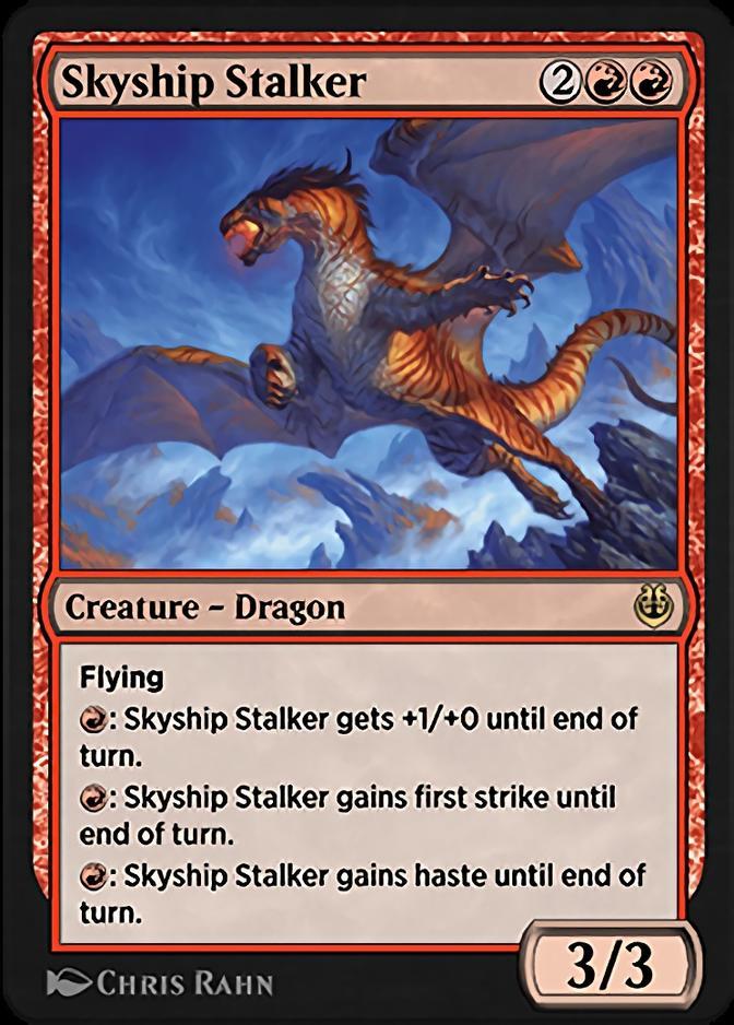 Skyship Stalker [KLR]