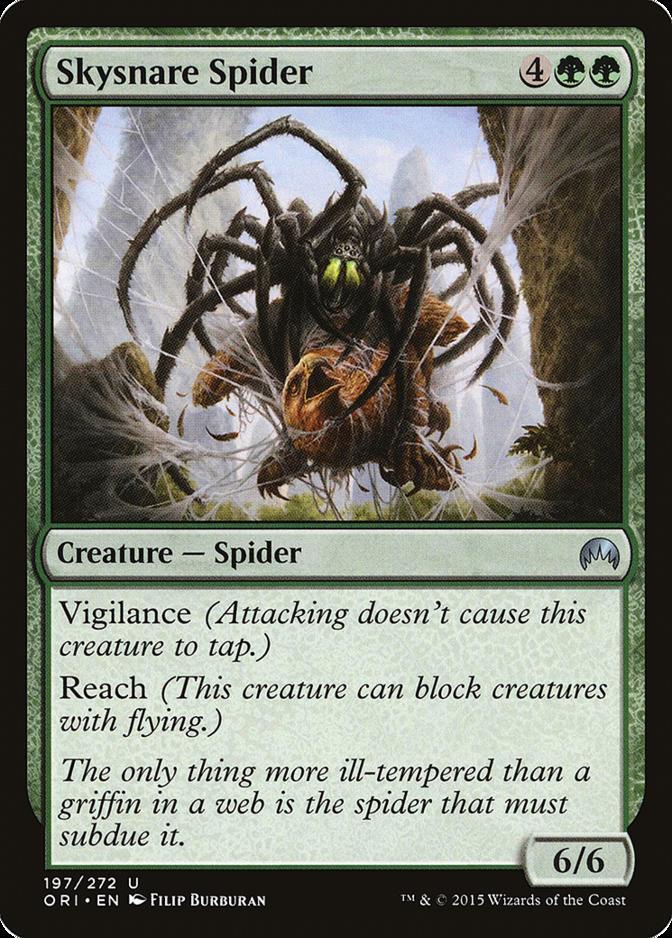 Skysnare Spider [ORI]