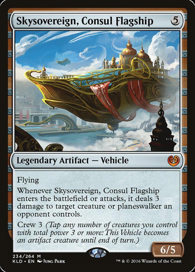 Skysovereign, Consul Flagship [KLD]