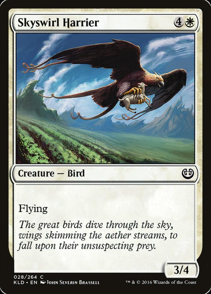Skyswirl Harrier [KLD]
