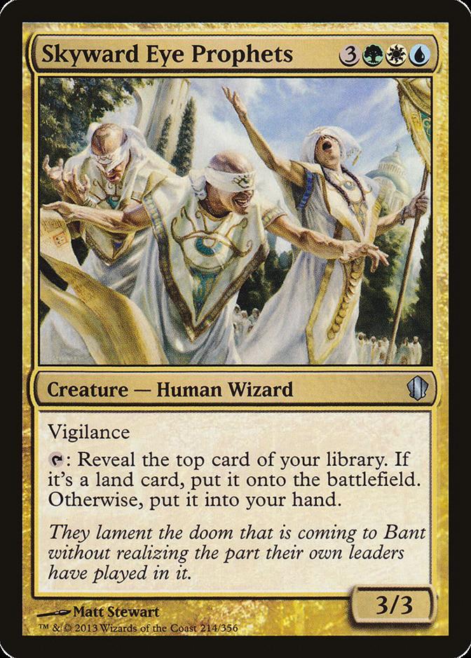 Skyward Eye Prophets [C13]