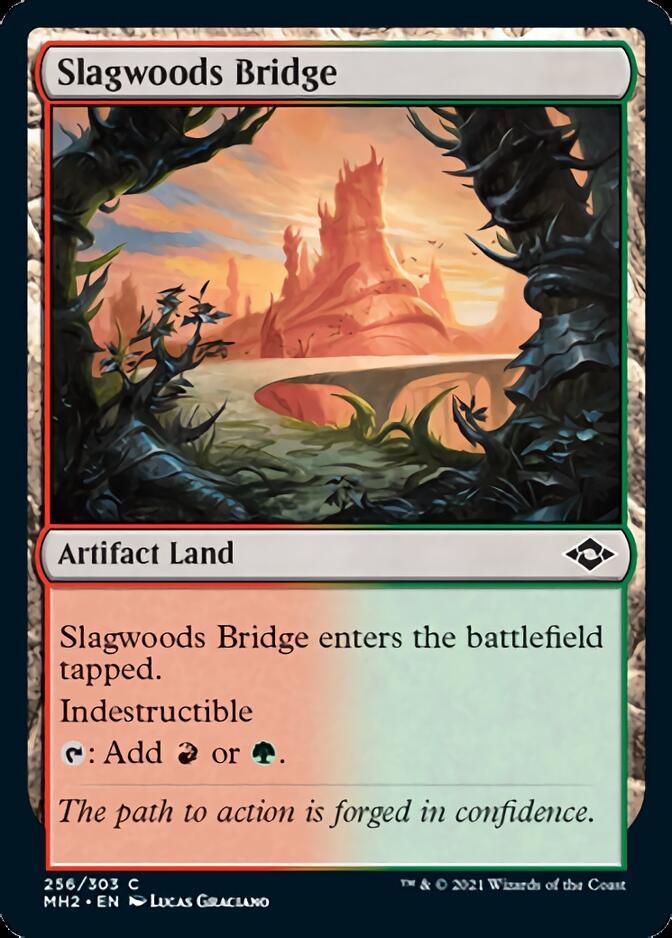 Slagwoods Bridge [MH2]