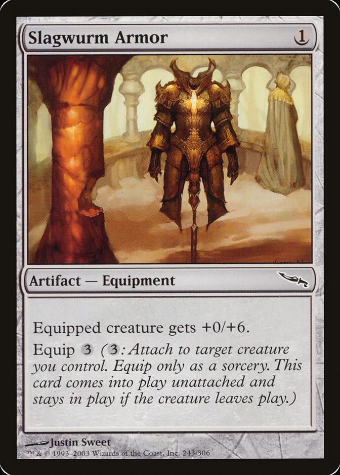 Slagwurm Armor [MRD]