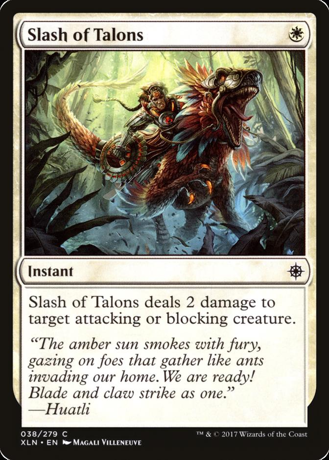 Slash of Talons [XLN]