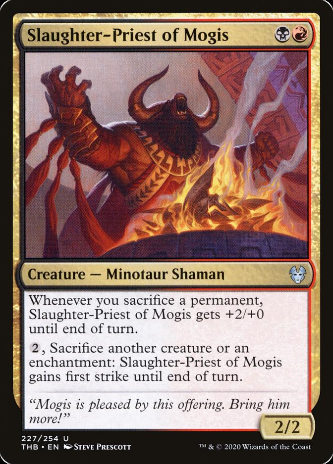 Slaughter-Priest of Mogis [THB] (F)