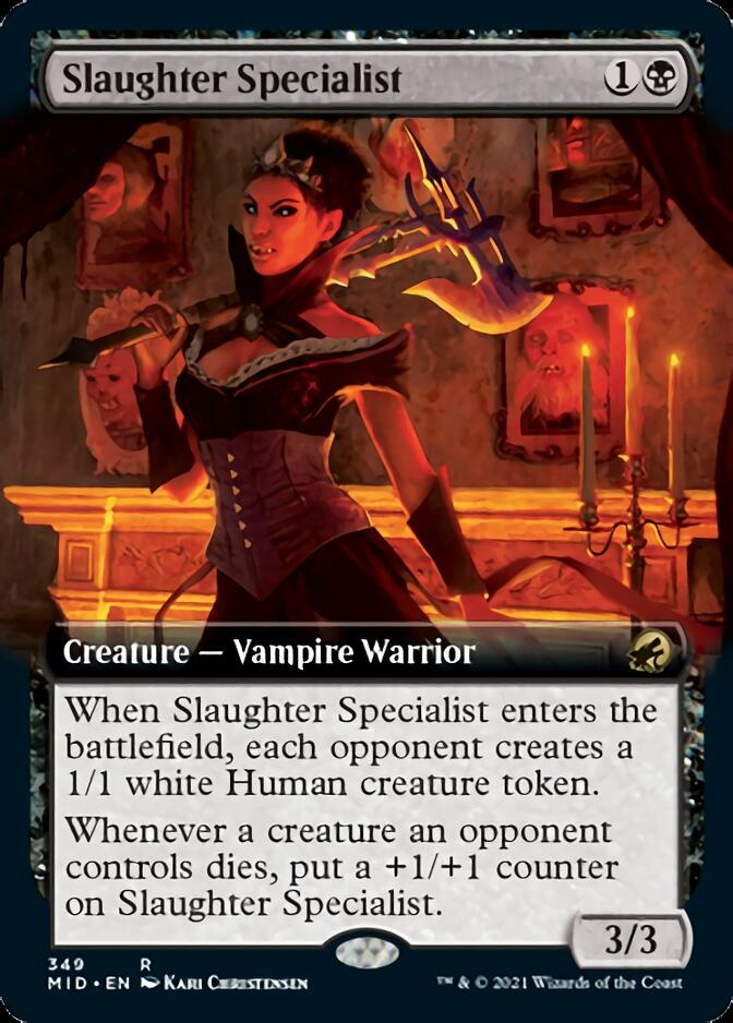 Slaughter Specialist <extended> [MID]