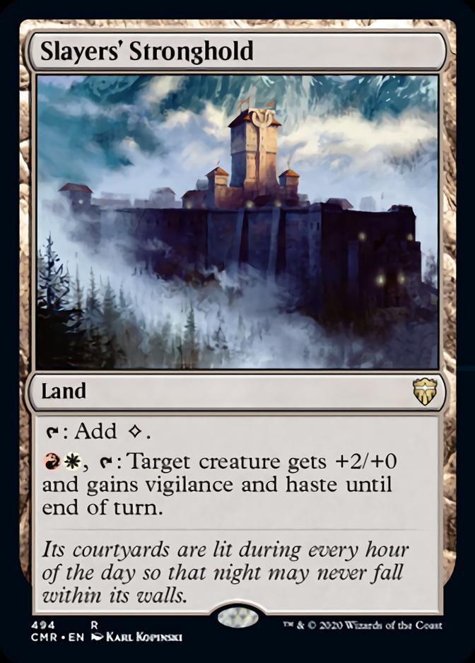 Slayers' Stronghold [PCMR]