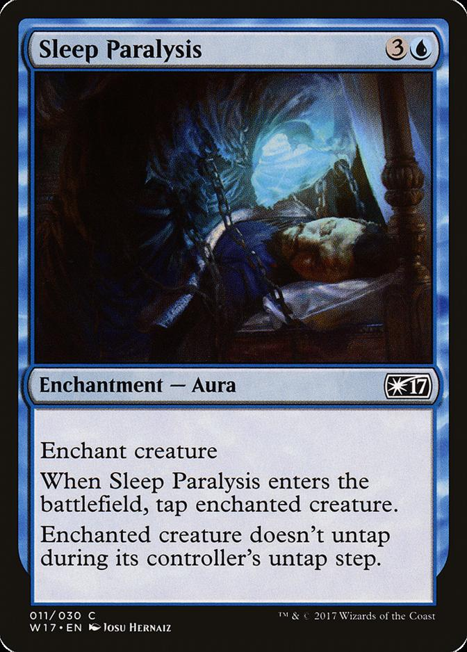 Sleep Paralysis [W17] (F)