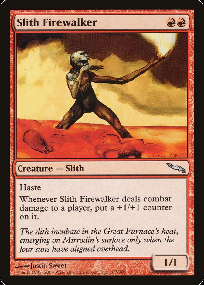 Slith Firewalker [MRD] (F)