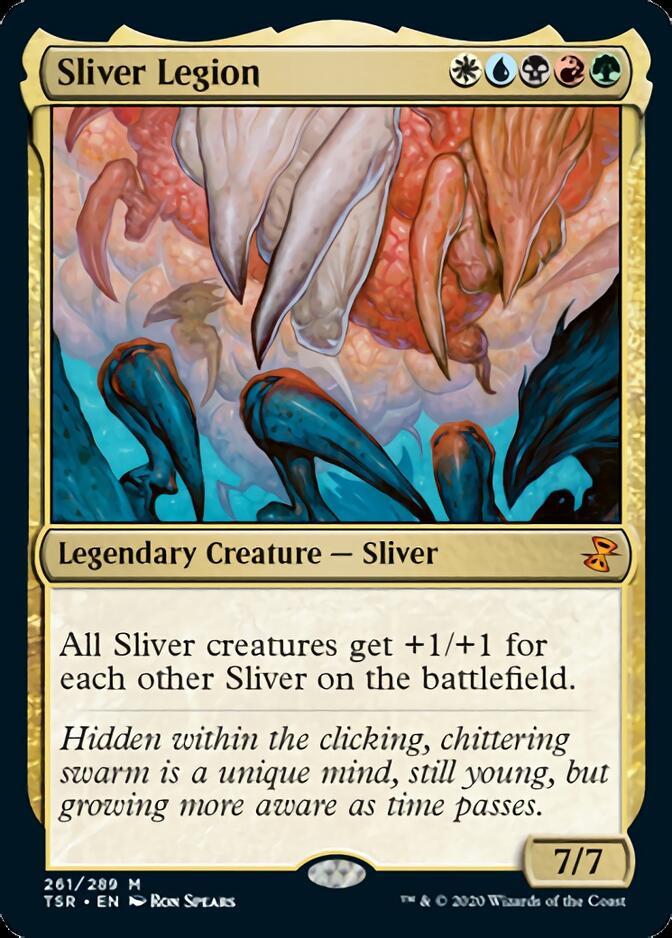 Sliver Legion [TSR]