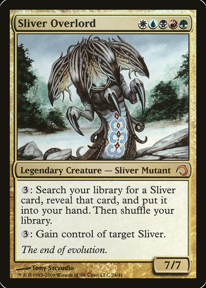 Sliver Overlord [H09] (F)