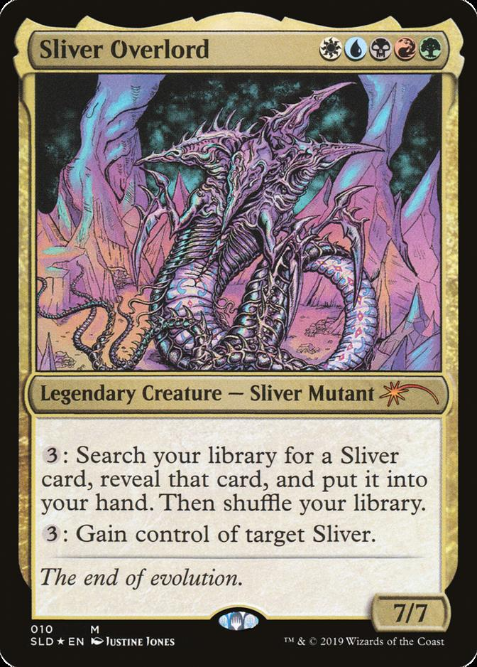 Sliver Overlord [SLD] (F)