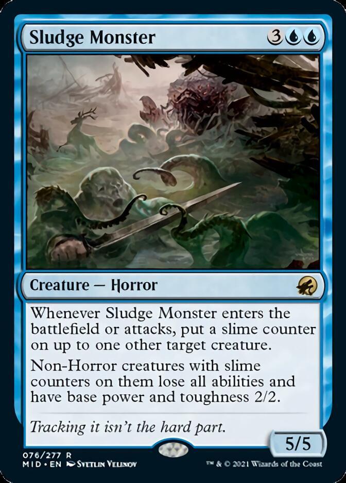Sludge Monster [MID]