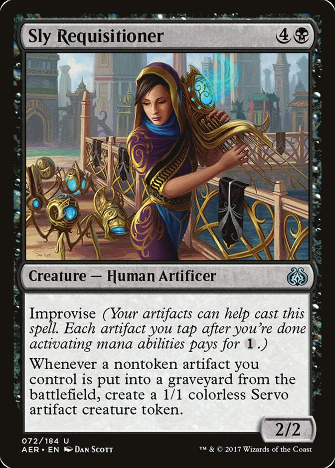 Sly Requisitioner [AER]