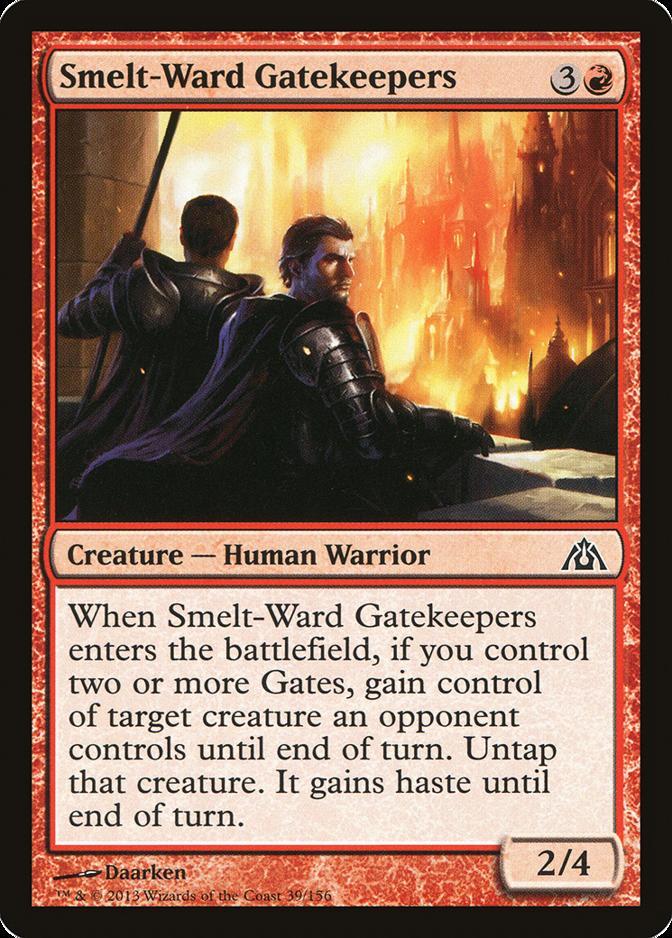 Smelt-Ward Gatekeepers [DGM]