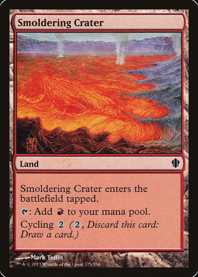 Smoldering Crater [C13]