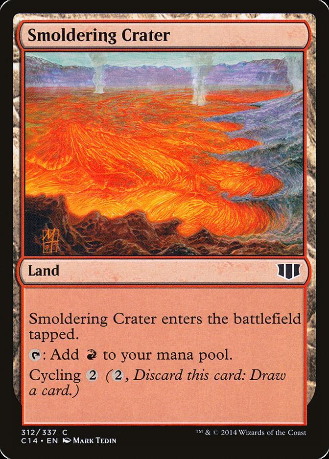 Smoldering Crater [C14]