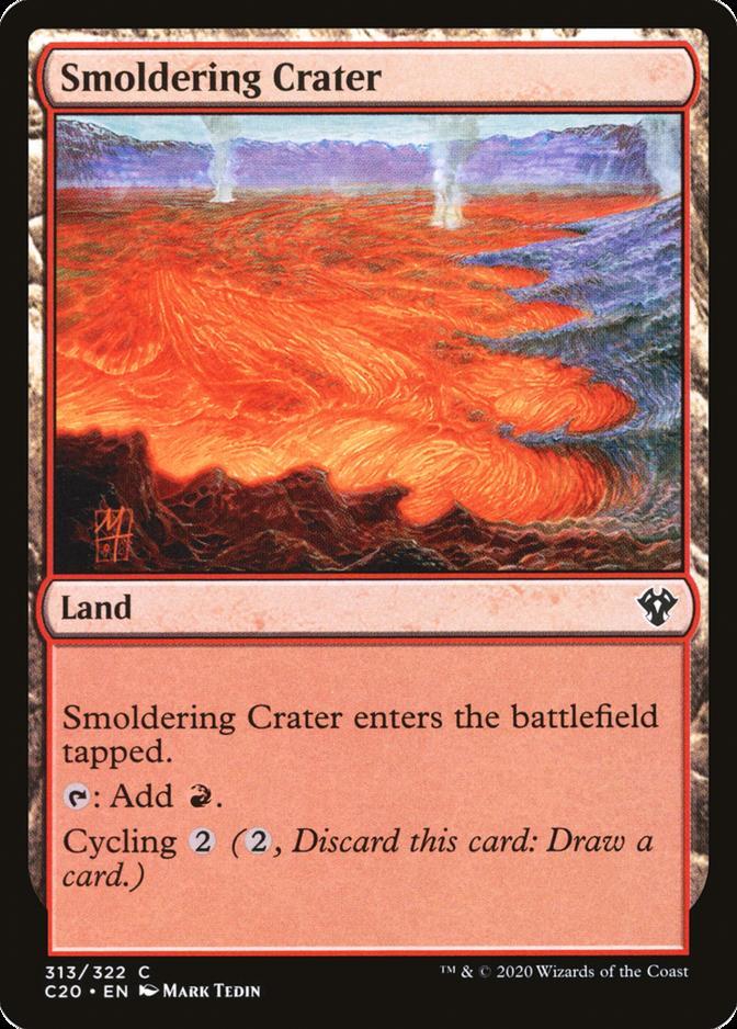 Smoldering Crater [C20]
