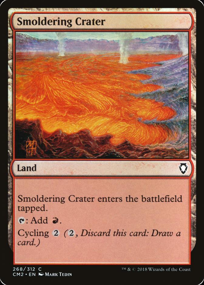 Smoldering Crater [CM2]