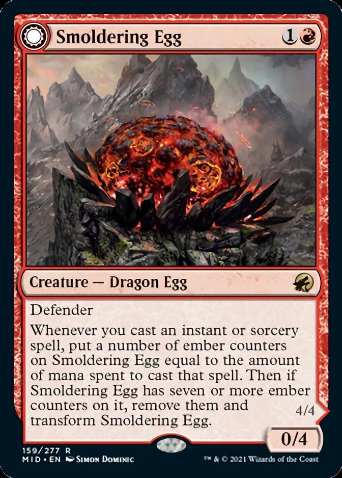 Smoldering Egg [MID]