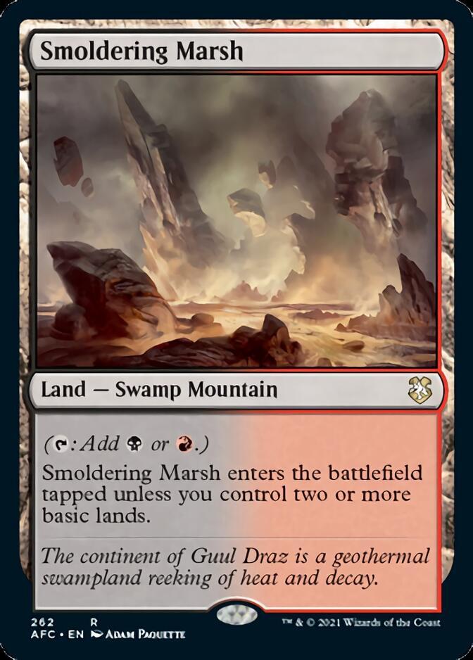 Smoldering Marsh [AFC]
