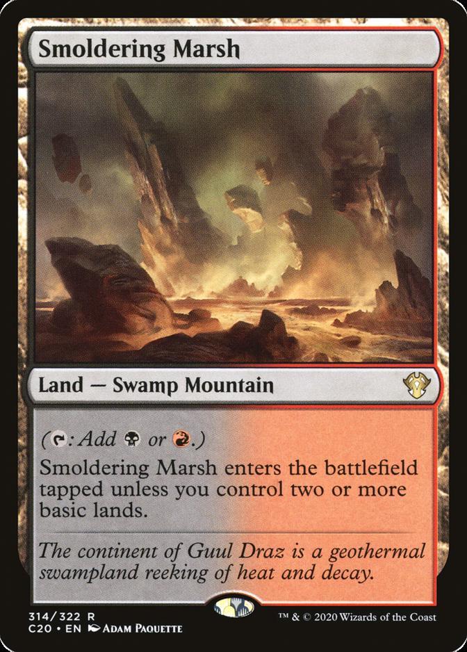 Smoldering Marsh [C20]