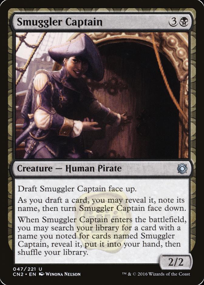 Smuggler Captain [CN2]
