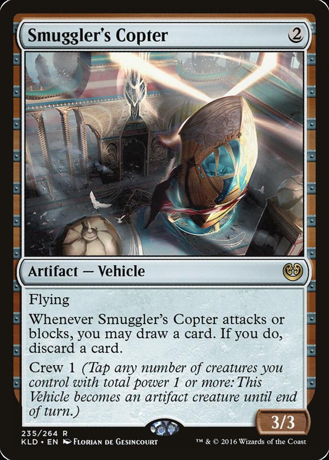 Smuggler's Copter [KLD]