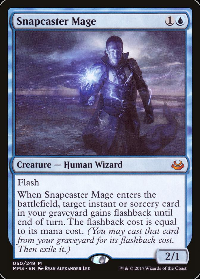 Snapcaster Mage [MM3]